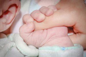 skóra niemowląt